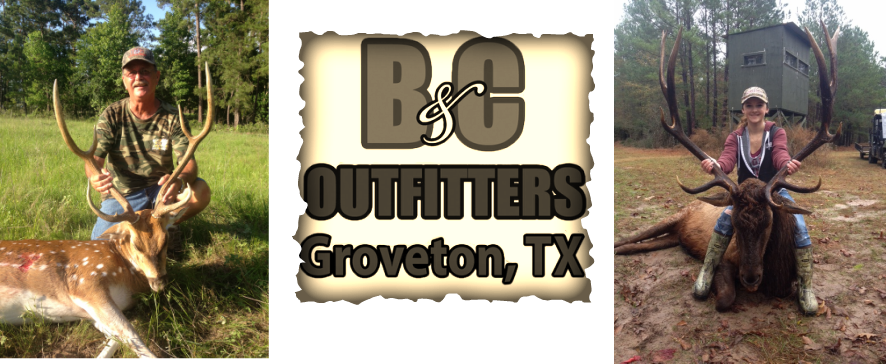 B&amp;C<br />OUTFITTERS